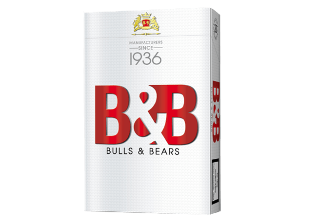 Bulls & Bears (B&B) Cigarette