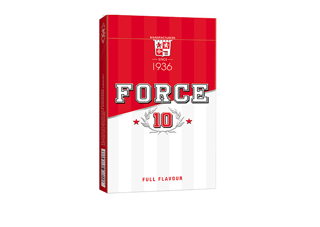 Force 10 Cigarette