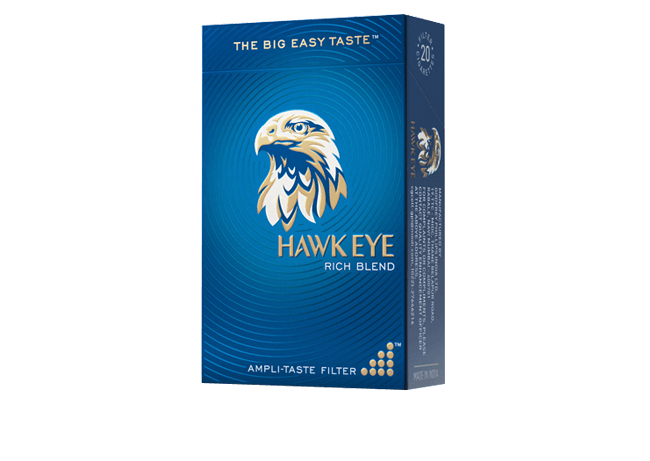 Hawk Eye Rich Blend Cigarette
