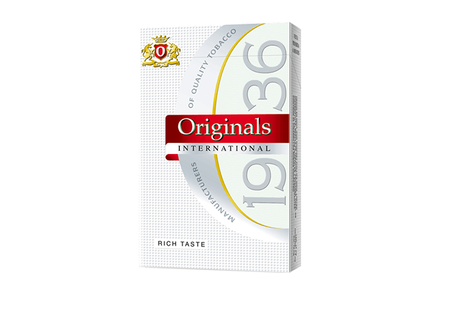 Originals International Cigarette