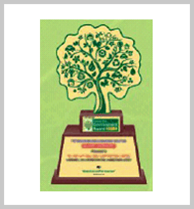 Greentech Environment Award 2011 2015 - Godfrey Phillips India