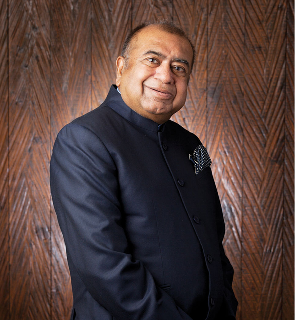K K Modi, Chairman - Godfrey Phillips India Ltd.