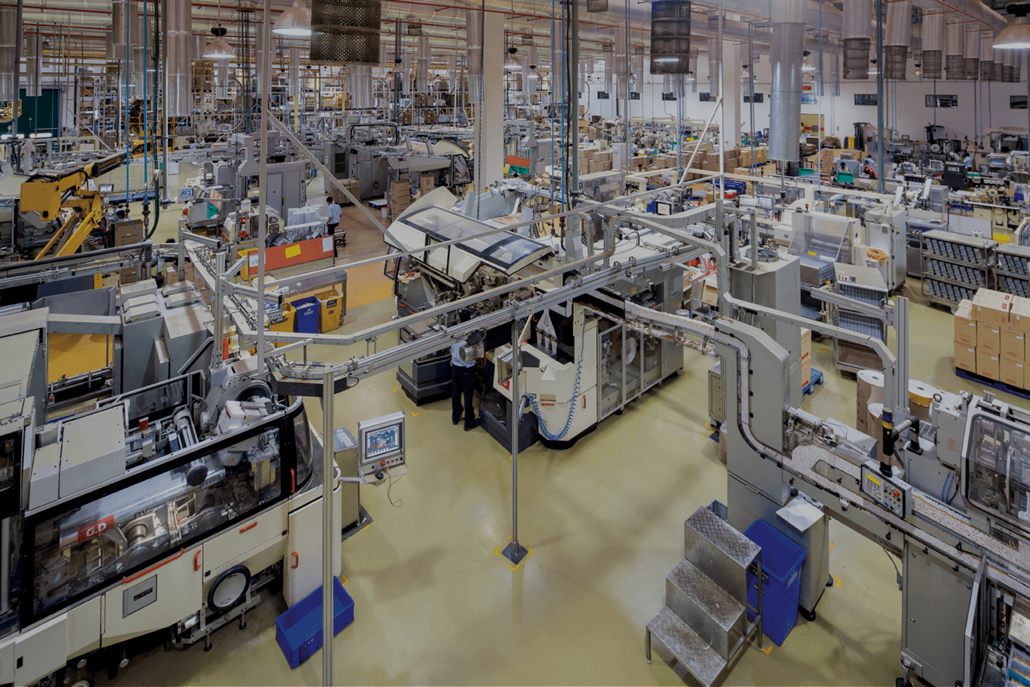 Top-notch Manufacturing Facilities at GPIL